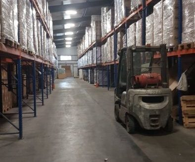 Rent – Dry warehouse, 300 sq.m., Uzhgorod
