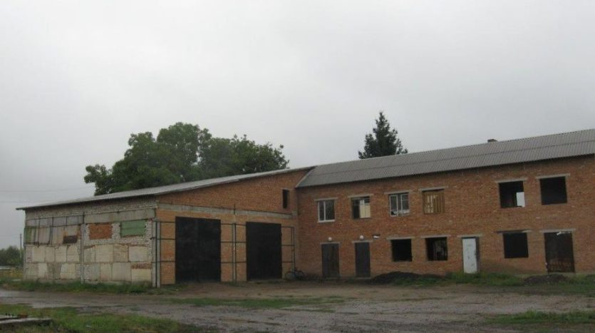 Rent - Dry warehouse, 461 sq.m., Golovanevsk