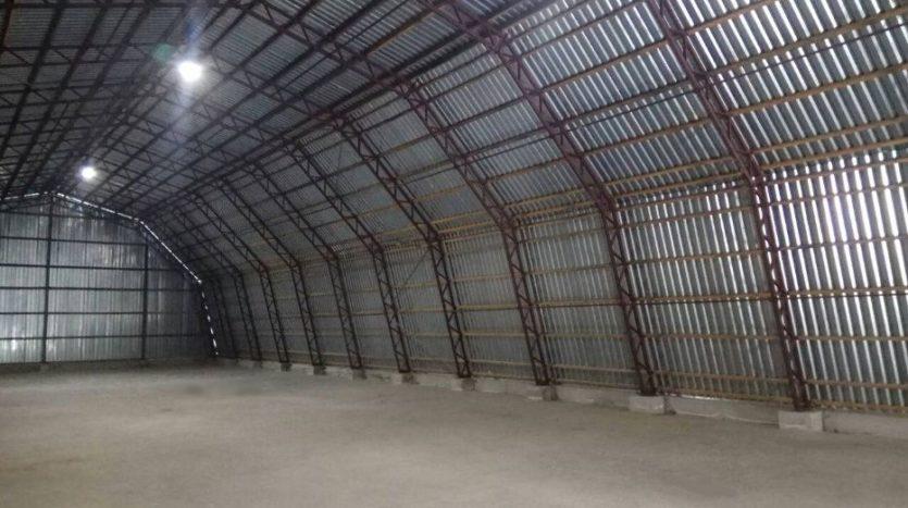 Rent - Dry warehouse, 630 sq.m., Svyatopetrovskoe - 2