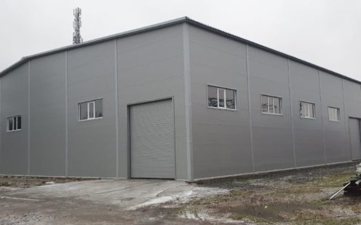 Аренда — Сухой склад, 2376 кв.м., г. Вышгород