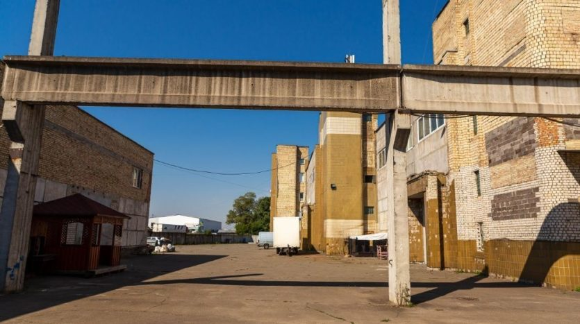 Rent - Dry warehouse, 445 sq.m., Kiev - 3