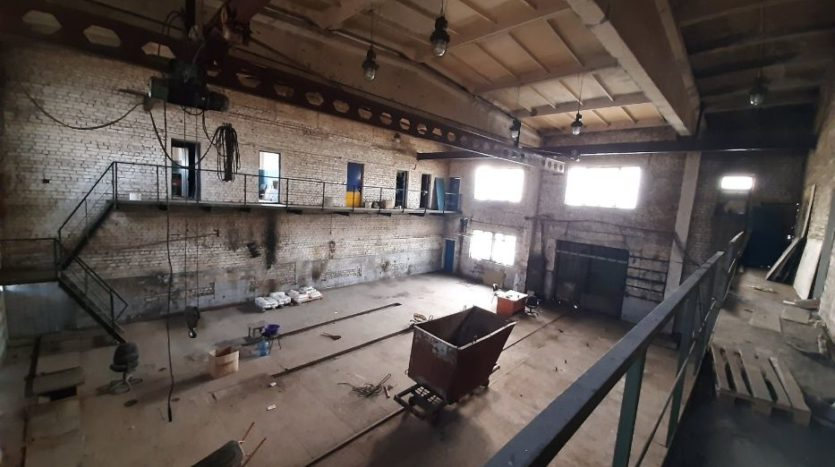 Rent - Dry warehouse, 587 sq.m., Kiev