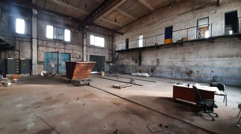 Rent - Dry warehouse, 587 sq.m., Kiev - 3