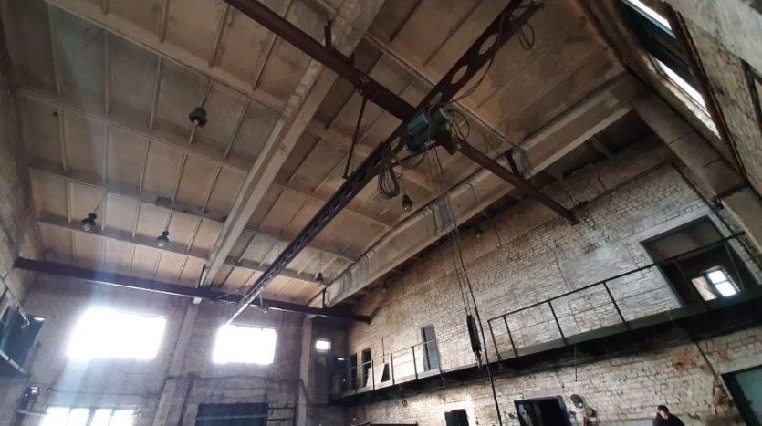 Rent - Dry warehouse, 587 sq.m., Kiev - 4