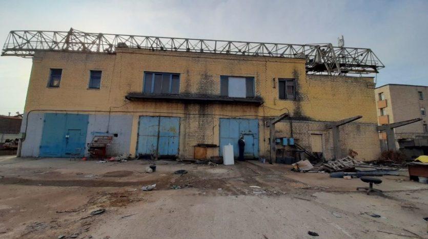 Rent - Dry warehouse, 587 sq.m., Kiev - 5