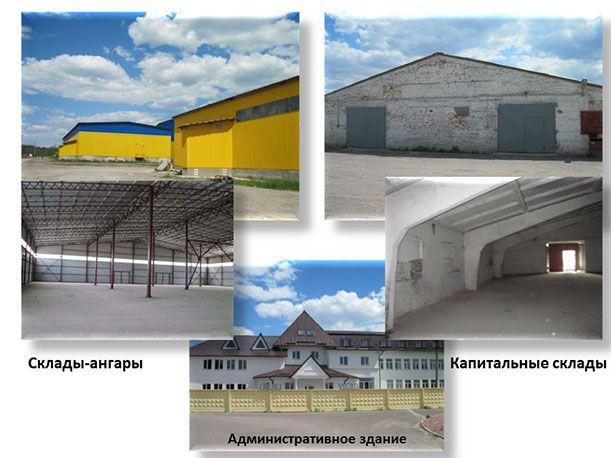 Оренда - Сухий склад, 1933 кв.м., м Зазим'я - 2
