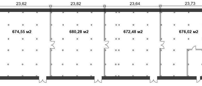 Оренда - Сухий склад, 680 кв.м., м Київ - 11