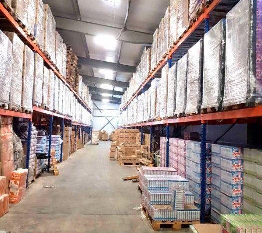 Rent - Dry warehouse, 144 sq.m., Lviv