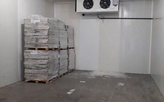 Kiralık – Soğutmalı depo, 300 m2, Letichev