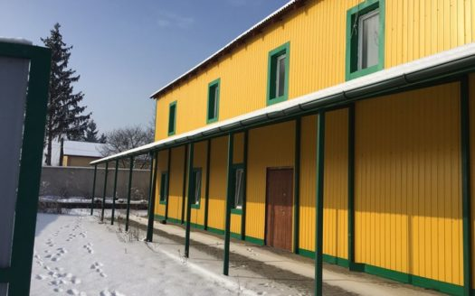 Rent – Warm warehouse, 1530 sq.m., Uzhgorod