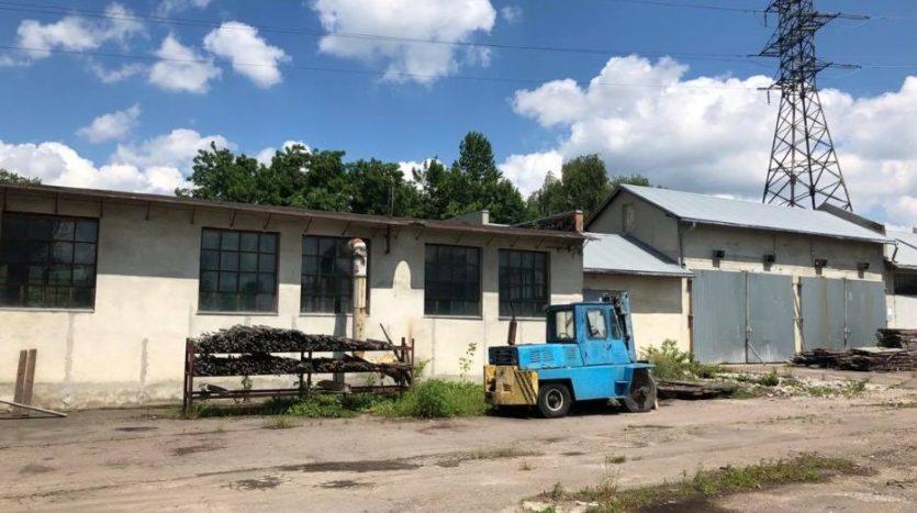 Rent - Dry warehouse, 400 sq.m., Kryukovshchina