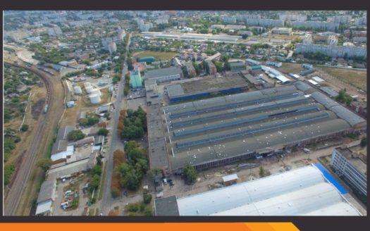 Satılık – Endüstriyel tesisler, 35000 m2, Borispol