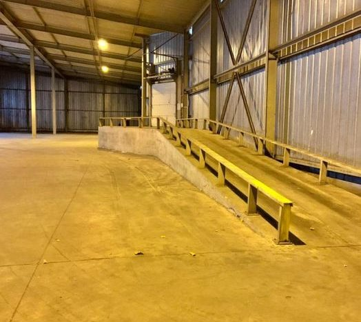 Rent - Dry warehouse, 4000 sq.m., Dnipro