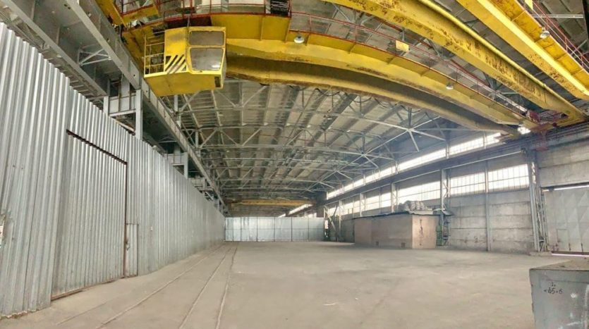 Rent - Dry warehouse, 4000 sq.m., Dnipro - 15