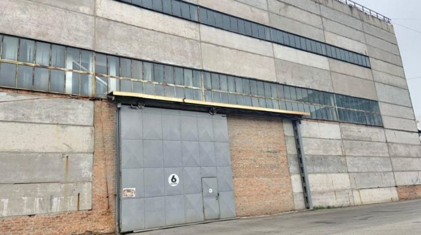 Rent - Dry warehouse, 4000 sq.m., Dnipro - 2