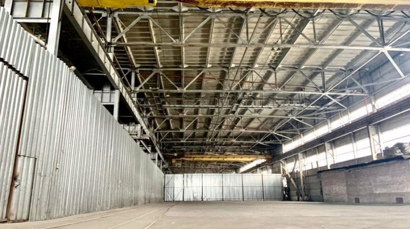 Rent - Dry warehouse, 4000 sq.m., Dnipro - 13
