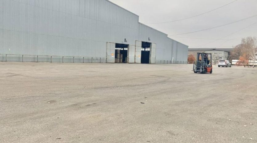 Rent - Dry warehouse, 4000 sq.m., Dnipro - 12