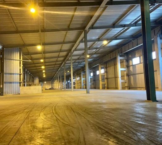Rent - Dry warehouse, 4000 sq.m., Dnipro - 11