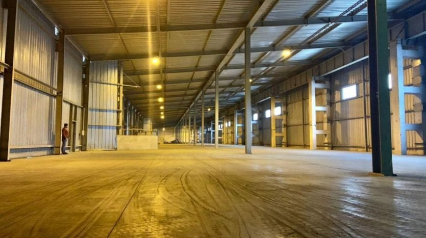 Rent - Dry warehouse, 4000 sq.m., Dnipro - 10