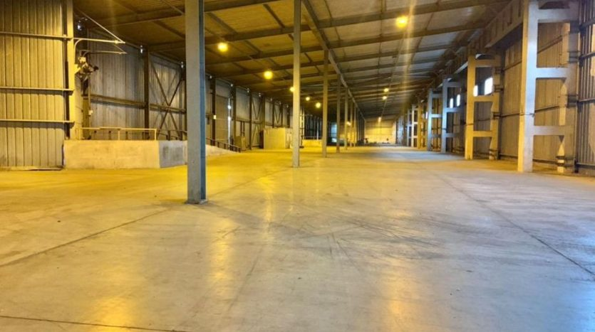 Rent - Dry warehouse, 4000 sq.m., Dnipro - 9