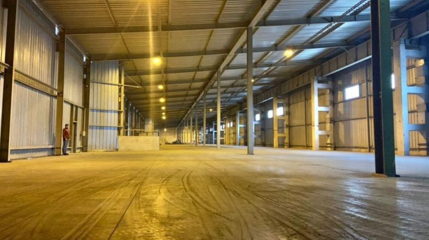 Rent - Dry warehouse, 4000 sq.m., Dnipro - 7