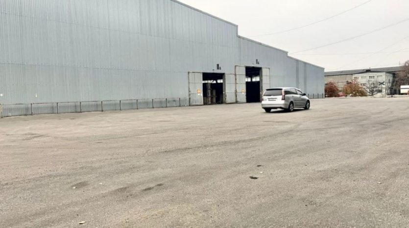 Rent - Dry warehouse, 4000 sq.m., Dnipro - 5