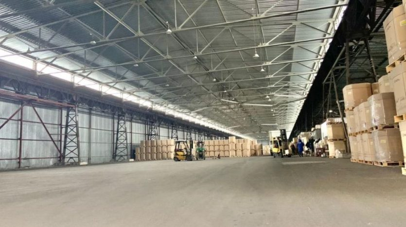Rent - Dry warehouse, 4000 sq.m., Dnipro - 4