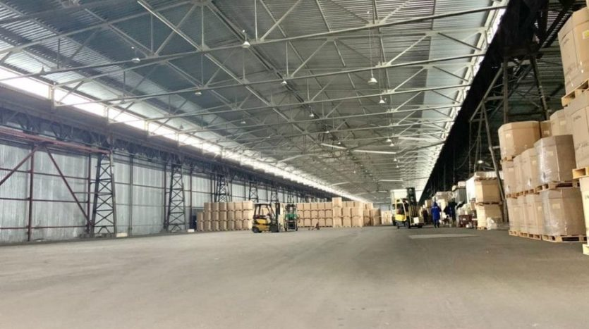 Rent - Dry warehouse, 4000 sq.m., Dnipro - 3