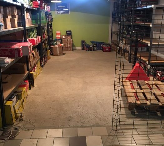 Rent - Warm warehouse, 100 sq.m., Lviv