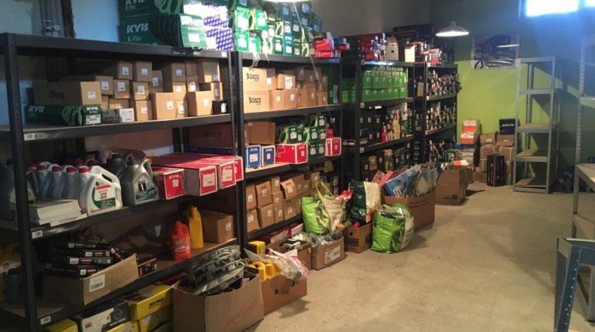 Rent - Warm warehouse, 100 sq.m., Lviv - 2