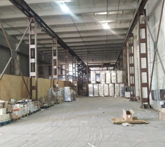Rent - Dry warehouse, 1000 sq.m., Proliski - 3
