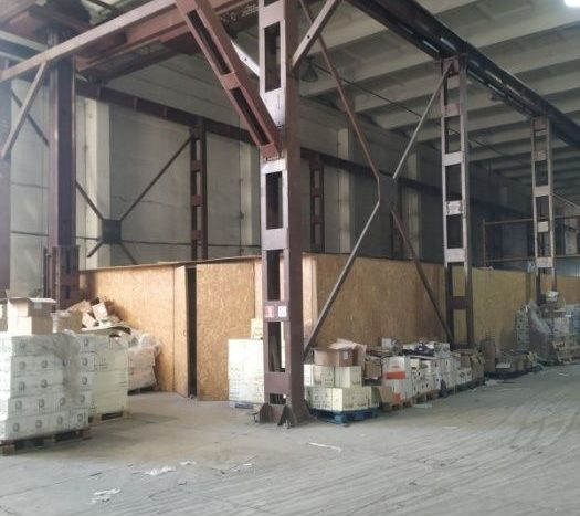 Rent - Dry warehouse, 1000 sq.m., Proliski - 5