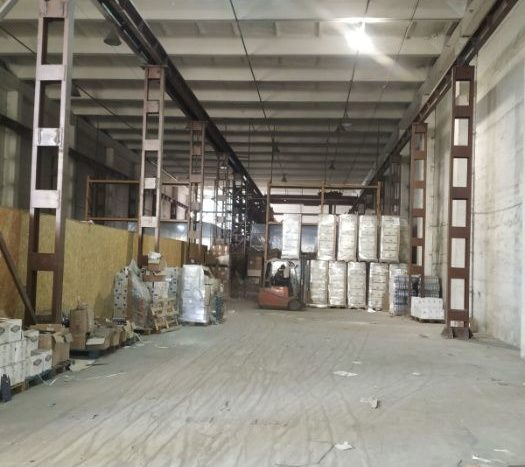 Rent - Dry warehouse, 1000 sq.m., Proliski - 6