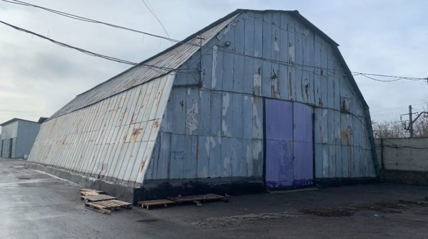 Аренда - Сухой склад, 450 кв.м., г. Днепр