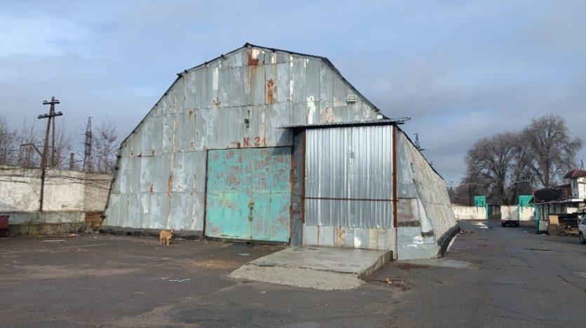 Аренда - Сухой склад, 450 кв.м., г. Днепр - 2