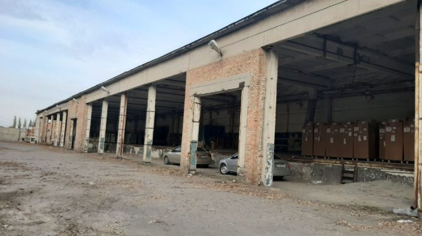 Rent - Dry warehouse, 320 sq.m., Dnipro