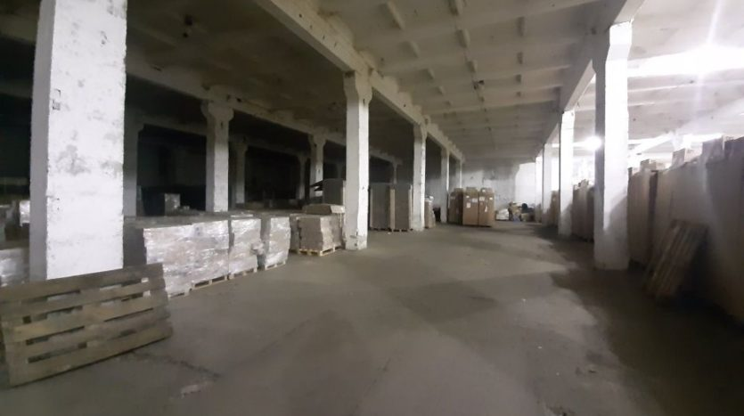 Rent - Dry warehouse, 320 sq.m., Dnipro - 4