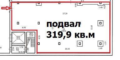 Оренда - Сухий склад, 320 кв.м., м Дніпро - 6