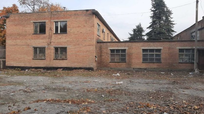 Оренда - Сухий склад, 320 кв.м., м Дніпро - 7
