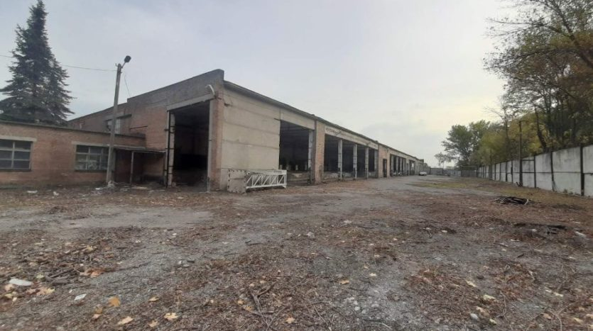 Оренда - Сухий склад, 320 кв.м., м Дніпро - 9