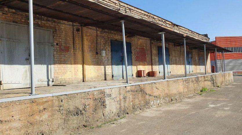 Аренда - Сухой склад, 140 кв.м., г. Днепр