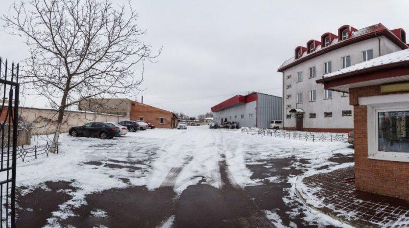 Satılık - Kuru depo, 2925 m2, Lviv