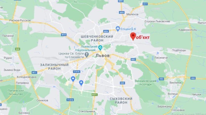 Продажа - Сухой склад, 2925 кв.м., г. Львов - 6