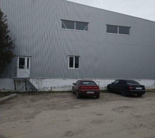 Продаж - Сухий склад, 2950 кв.м., м Стрий