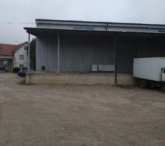 Продаж - Сухий склад, 2950 кв.м., м Стрий - 4