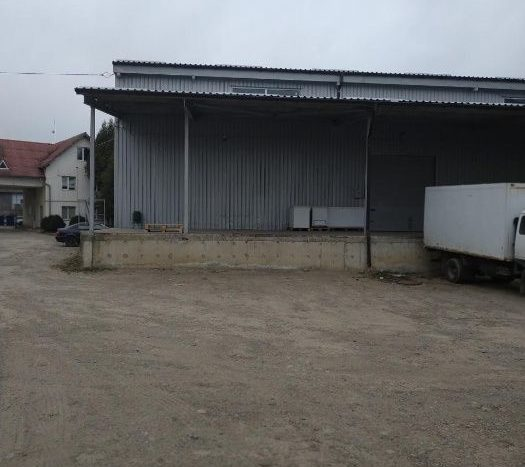 Satılık - Kuru depo, 2950 m2, Stryi - 4