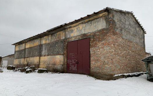 Sale – Warm warehouse, 227 sq.m., Yavorov