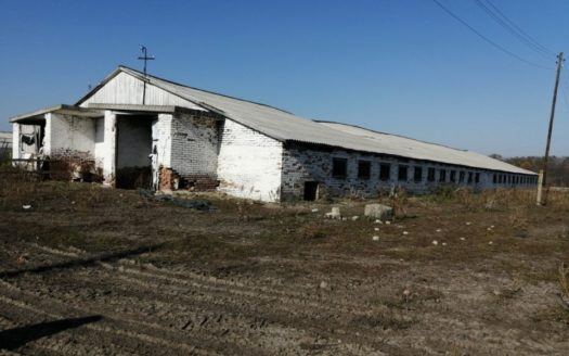 Sale – Dry warehouse, 8124 sq.m., Teploe
