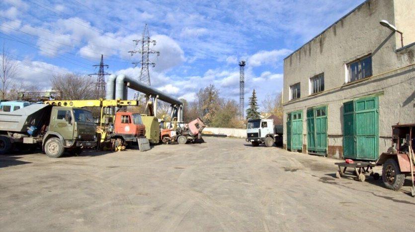 Satılık - Sıcak depo, 1446 m2, Lviv