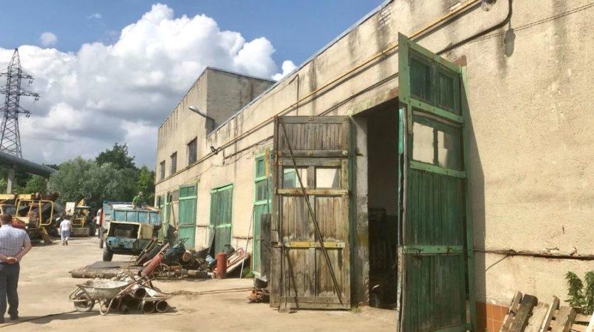 Satılık - Sıcak depo, 1446 m2, Lviv - 2